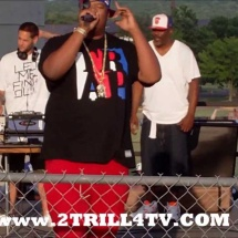 Doe B, Young Dro & Rich Boy @ 2013 BLACK ARTS FESTIVAL on 2TRILL4TV.COM