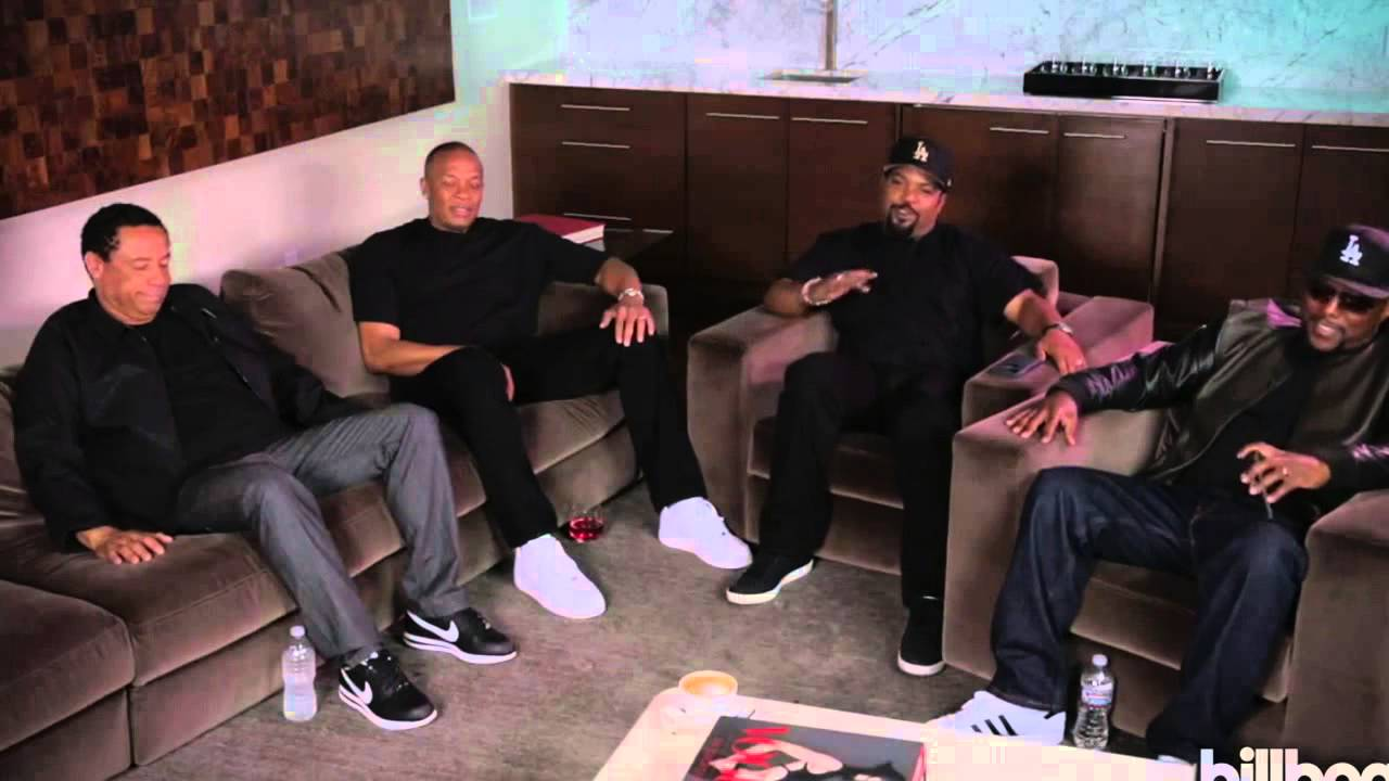 """N.W.A """"TALKS ABOUT EAZY-E""""(INTERVIEW)"""