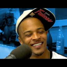 "T.I.P ""BREAKFAST CLUB INTERVIEW"""