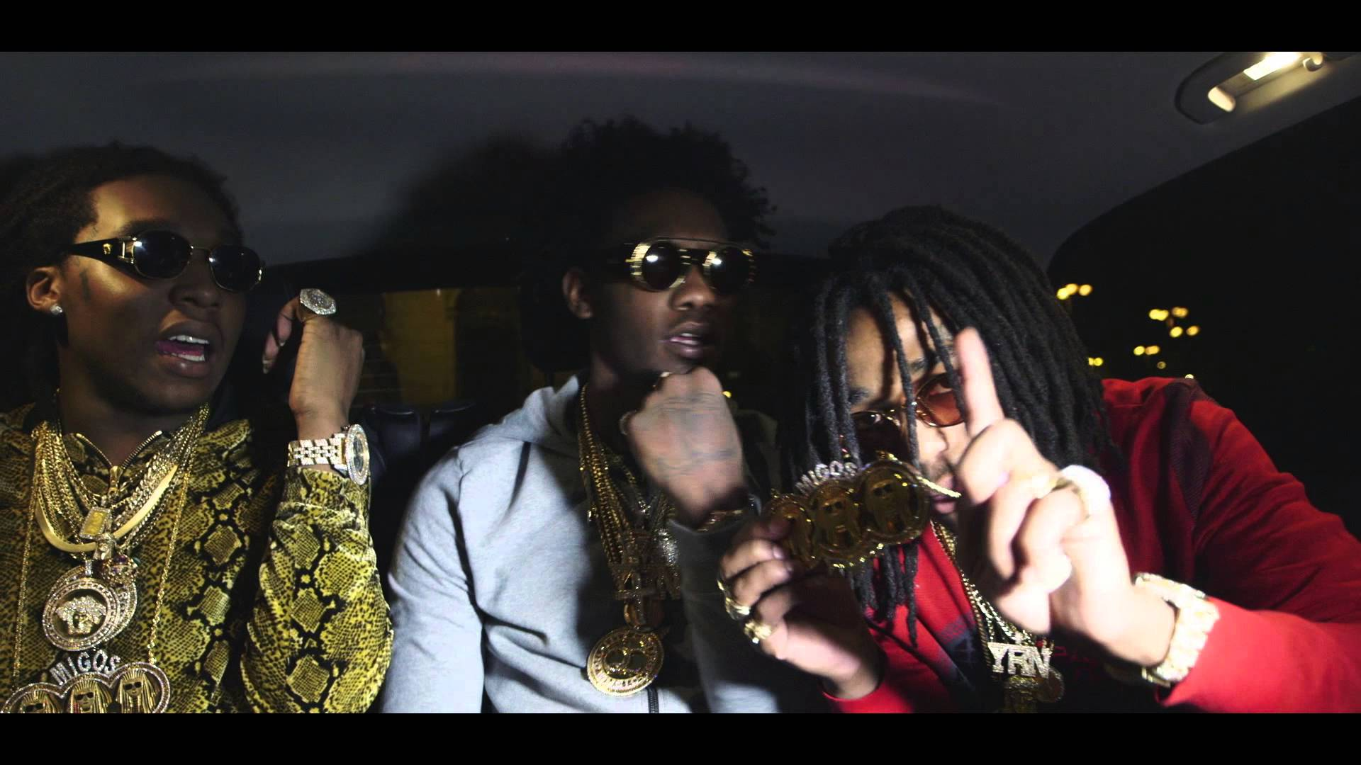 """Migos """"CROSS THE COUNTRY"""""""