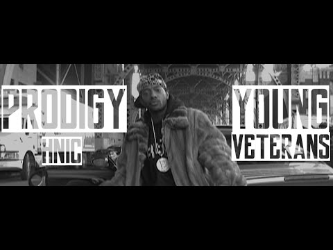 "Prodigy ""YOUNG VETERANS"""