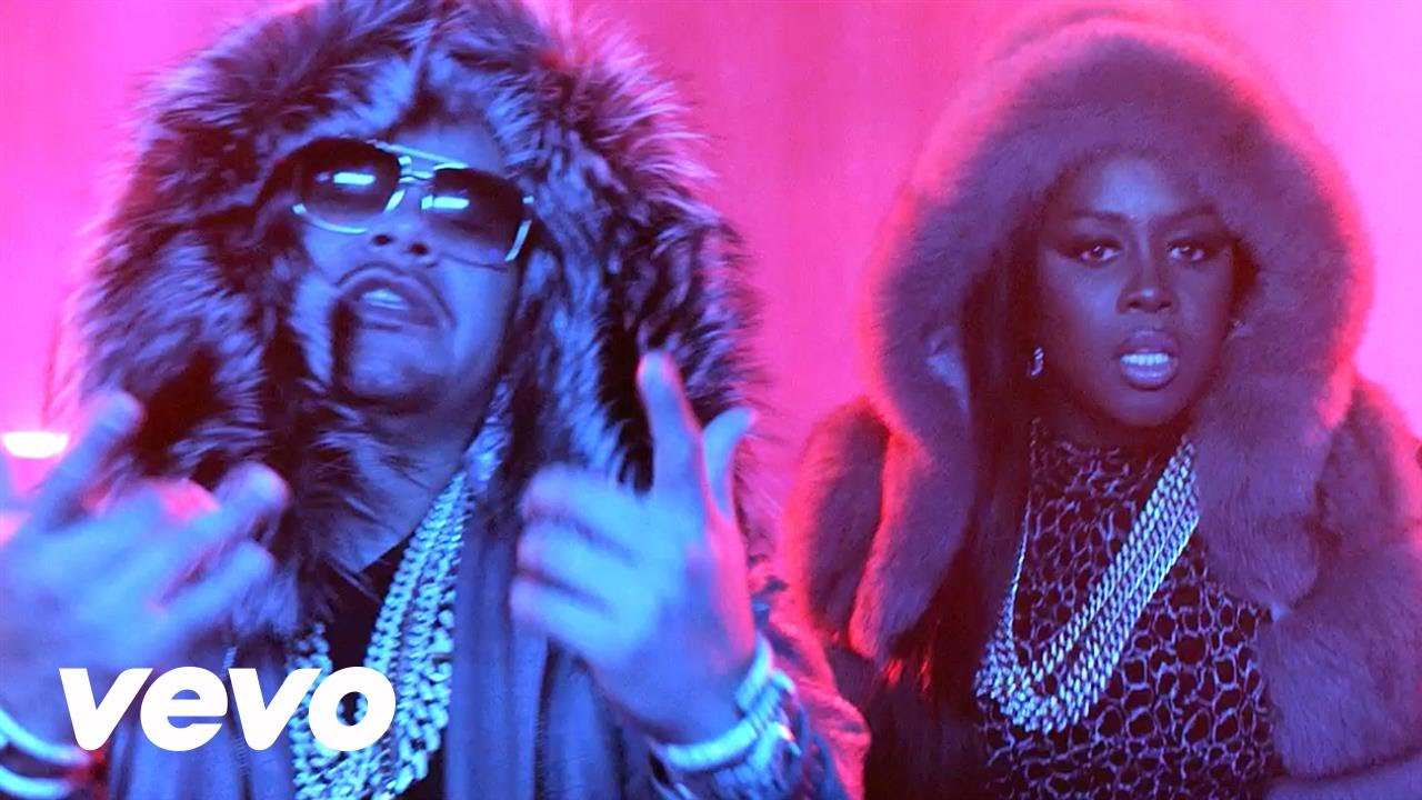 "Fat Joe & Remy Ma ""ALL THE WAY UP"""
