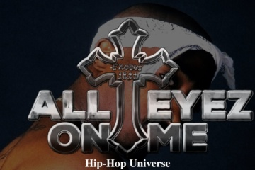 "2Pac ""ALL EYEZ ON ME MOVIE TRAILER"""