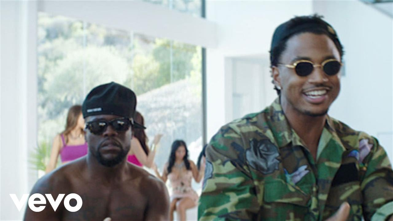"Kevin Hart & Trey Songz ""PUSH IT ON ME"""