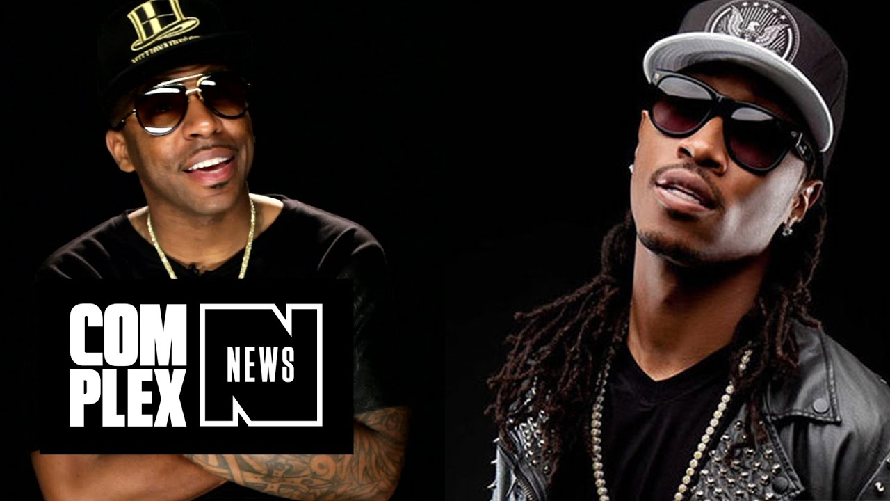 "Rocko & Future ""BUSINESS BEEF"""