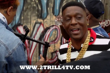 "Boosie BadAzz & Dolla$ ""HEROIN OFFICIAL BTS"" #2TRILL4TV"