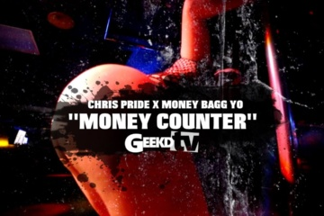 "Chris Pride & Moneybagg Yo ""MONEY COUNTER"""