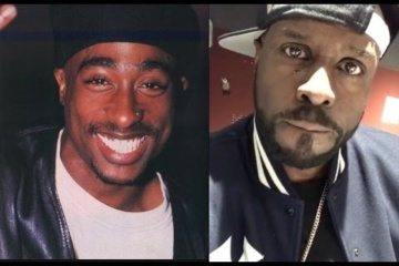 """Funkmaster Flex """"CRIES ABOUT 2PAC BEEF"""""""