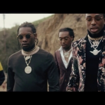 "Migos ""GET RIGHT WITCHA"""