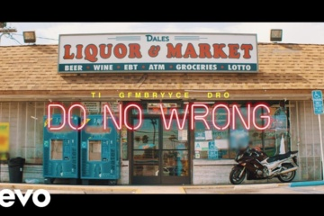 "T.I & Hustle Gang ""DO NO WRONG"""