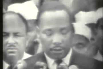 """Martin Luther King """"I HAVE A DREAM"""""""