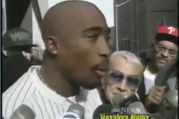 "2PAC ""RAPE TRIAL INTERVIEW"""